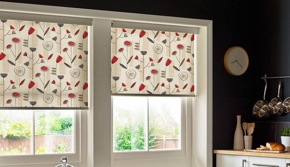 Shropshire,  Roller blinds