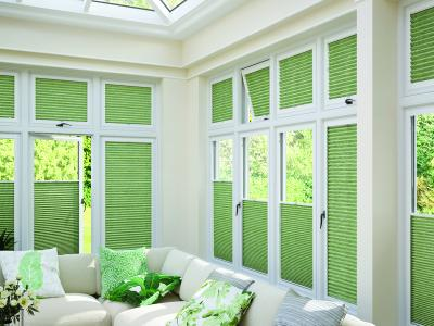 Shropshire, vertical blinds