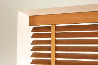 Shropshire,  Wooden Blinds