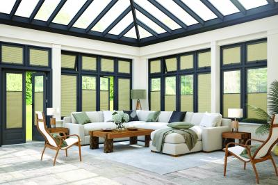 conservatories,  Roller blinds