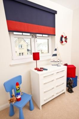 Roller blinds,  Shropshire