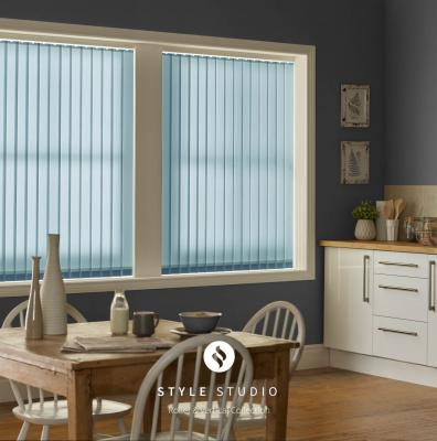 bay windows,  Roller blinds